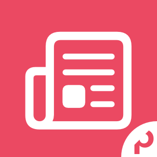 Icon: Newsfeed for Guide